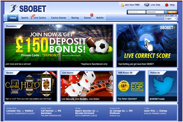 Agen Bola SBOBET Online Terpercaya di Indonesia